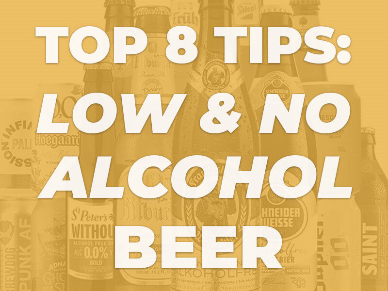 8 Things You Need To Know About Low and No-Alcohol Beers