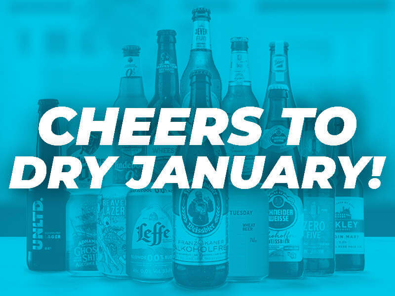 Dry January? Try these alcohol-free beers