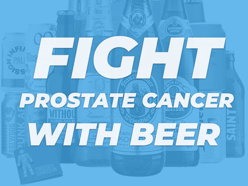 Fight Prostate Cancer with (Alcohol Free) Beer