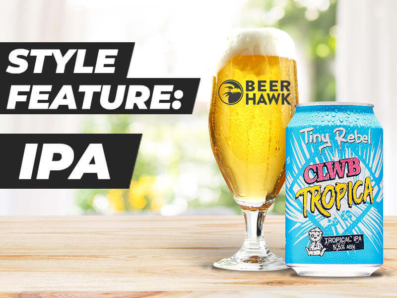 Style Feature: IPA Beer