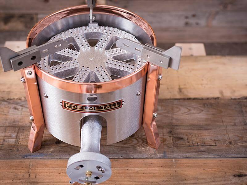 Homebrew: electric kettle or burner?