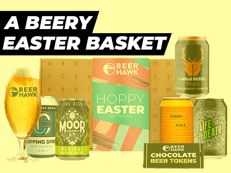 A Beery Easter Basket