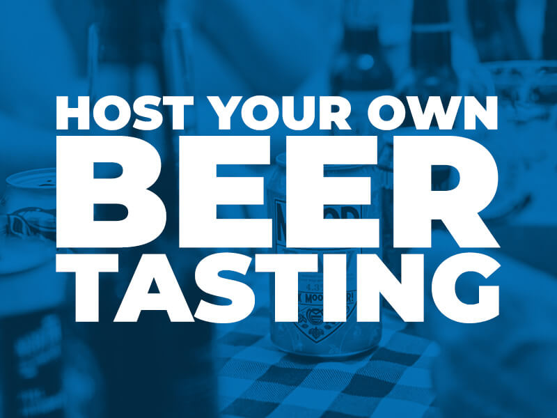 How to host a successful beer tasting night on a budget