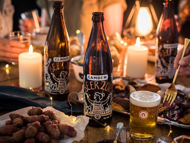 Camden's 2018 barrel-aged lager released