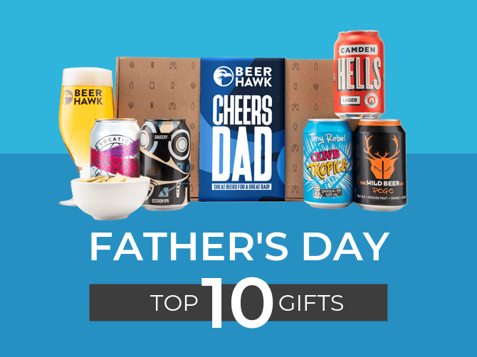 Top 10 Father's Day Beer Gifts ideas