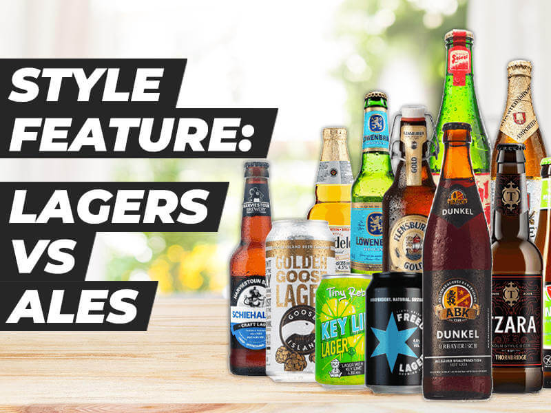 Style Feature: Lagers vs. Ales