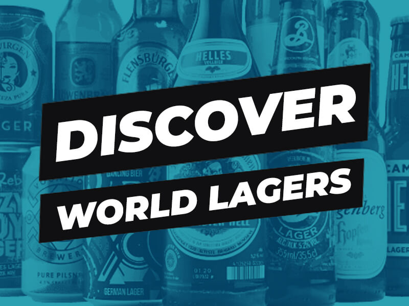 Lagers from across the world