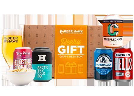 Beer Hawk Beery Gift Box