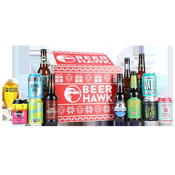 Craft Beer Christmas Mixed Case - 12 Craft Beers for IPA lovers