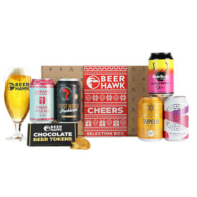 Christmas Gift Box 2020 - Beer Hawk