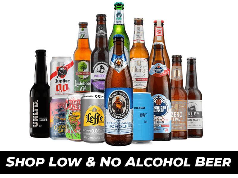 Shop Low & No Alcohol Beer