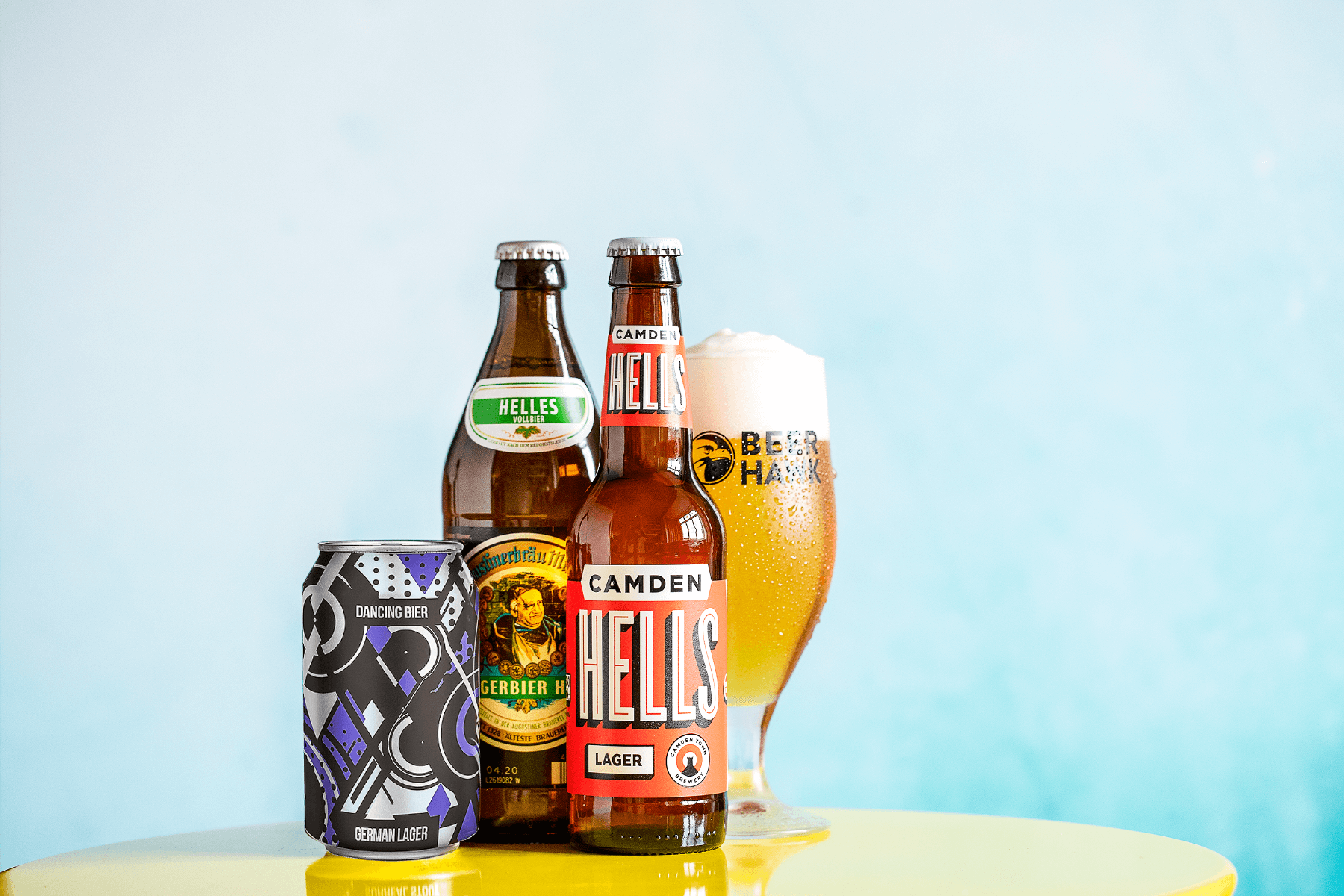 Our World Lager Case