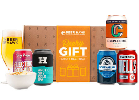 Beer Gift Box - Valentines Day Gift