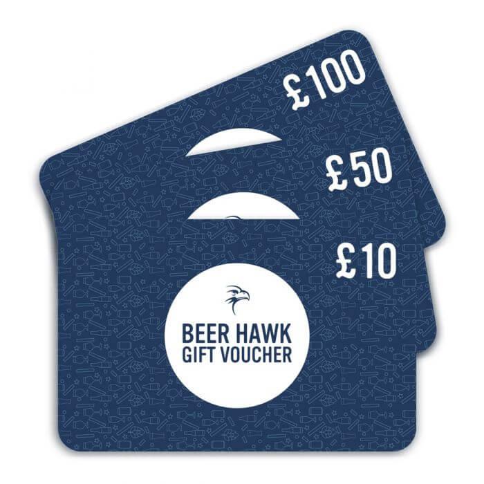 Beer Hawk Gift Vouchers - Starting at £10