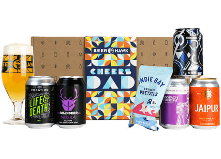 Cheers Dad 2021 Father's Day Beer Box