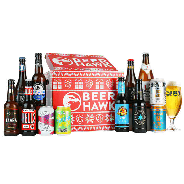 Christmas Lager Mixed Case - Beer Hawk