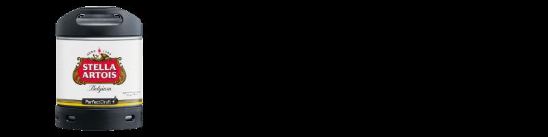 Stella Artois Keg