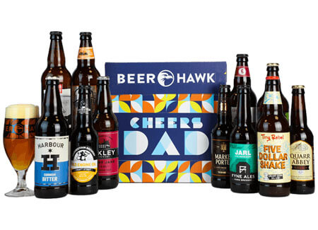 Traditional Beers - Father's Day Gift Pack